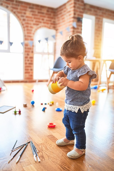 free play 1 - ways to keep kids busy while working from home