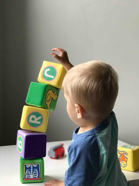 free play 2 - ways to keep kids busy while working from home
