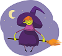 Three Little Witches Song for halloween