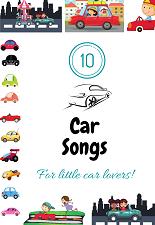 10 fun car songs for kids