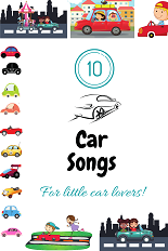 Read more about the article 10 Fun Car Songs for Kids